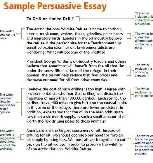 Thesis paper writing guidelines sample in order to