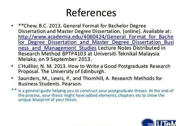 Dissertation writing services malaysia 2012