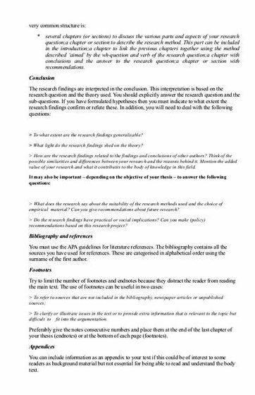 Thesis writing guide ppt to pdf compilation, every aspect of