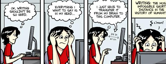 Thesis writing in progress phd comics thesis and PhD degrees in the