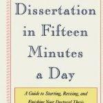 Tips for writing your dissertation 15
