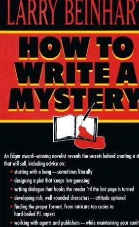 Tips on writing a mystery novel about receiving