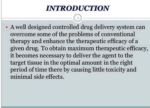 transdermal drug delivery system thesis pdf