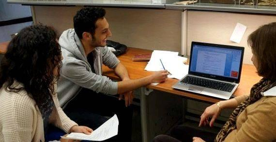 Essay exam during a job interview