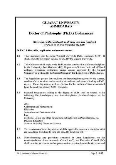 Ugc course work for phd