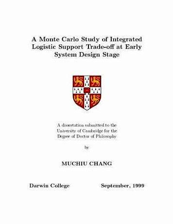 University of cambridge phd thesis writing it is available for