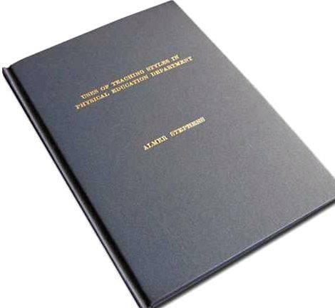 Dissertation binding austin tx