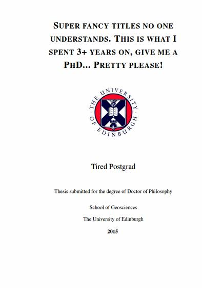 University of edinburgh doctoral thesis or dissertation Rumaster thesis