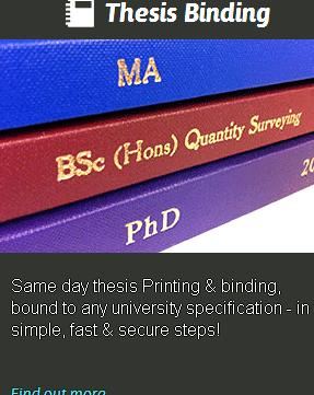University of kent dissertation binding other committee
