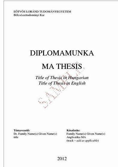 Thesis VS Dissertation 7 Differences and Similarities
