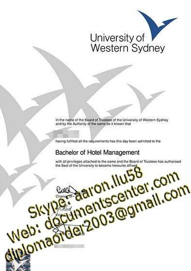 University of western sydney thesis proposal ARC funded scholarship