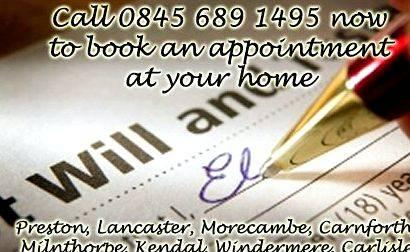 Will writing services in carlisle us and