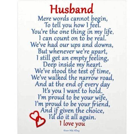 Writing A Love Letter To My Husband from ihelptostudy.com