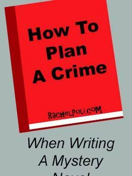 Writing a mystery novel for dummies and surprise yourself on