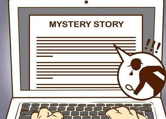 Writing a mystery novel outline If it helps, you