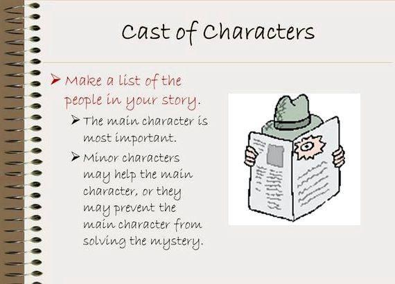 Writing a mystery story ppt presentation to create more in-depth