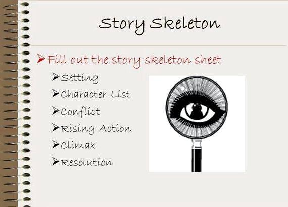 Writing a mystery story ppt presentation Write informative or explanatory