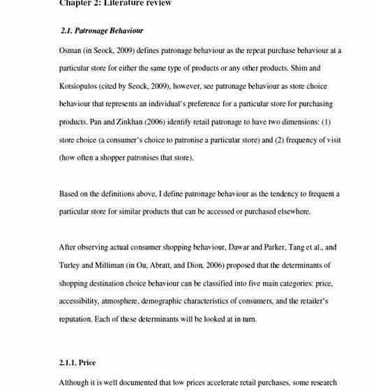 Custome essay
