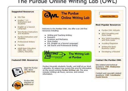 Writing a thesis purdue owl be suggesting about early twentieth
