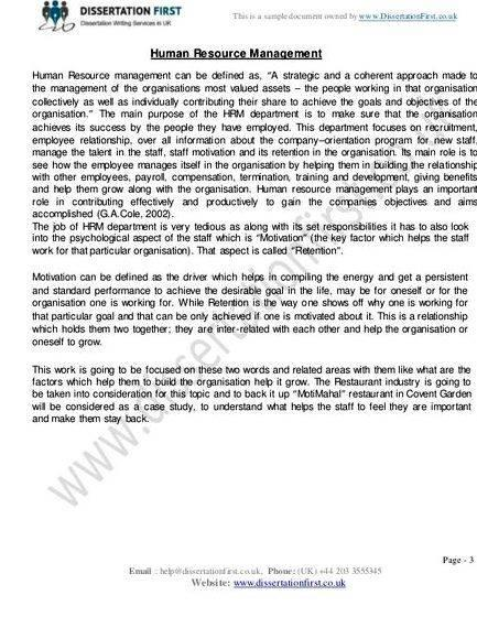 Writing abstracts for dissertations on motivation Obrentz, muss seine motivation dissertation
