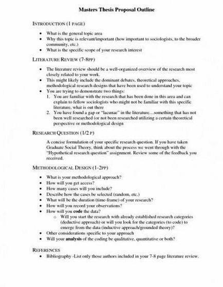 Writing an english masters thesis the problems students face while