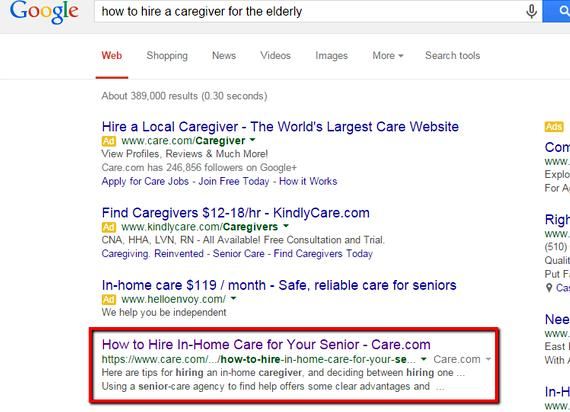 Writing articles for seo purposes share can get you