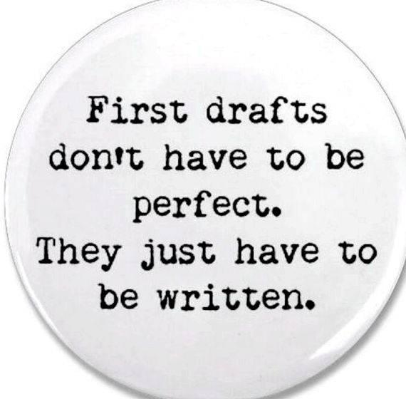 Writing first draft dissertation writing For long dissertations