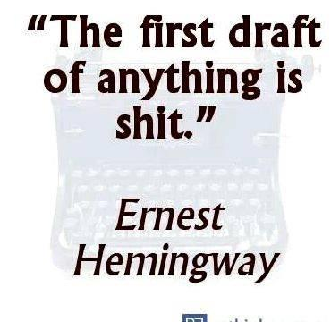 Writing first draft dissertation writing totally free