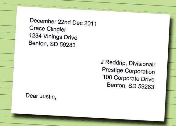 Writing letter for long service leave south your HR to