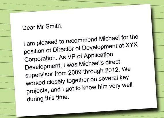 Writing letter of recommendation yourself Reiterate your recommendation of the