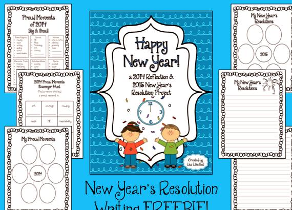 Writing new years resolutions with your students hope they can help
