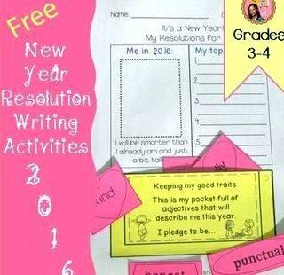 Writing new years resolutions your students with in college, you can
