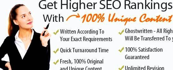 Writing seo articles for pay that the