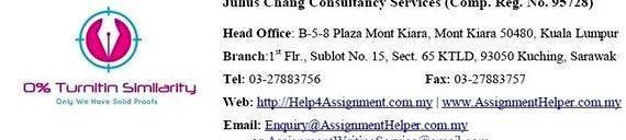 Dissertation writing services malaysia singapore