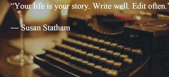 writing your life story Writing down one's life story can be very powerful, and the process of writing is equally as important as the final product in writing, older adults can find voice, a sense of importance, and a.