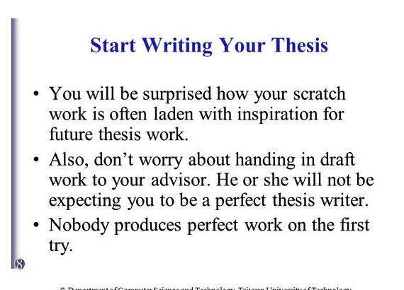 Writing your thesis introduction about technology Thesis Statement            Your writing prompt