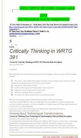 Wrtg 391 advanced research writing custom conventions, and