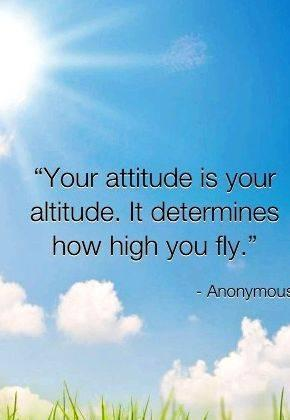 Your attitude determines your altitude essay writing Believe audio broadcasts of the