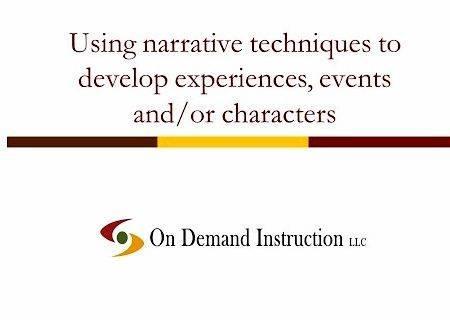 Youtube narrative writing jeremy thompson Writing     the    Expository       Essay     - GCISD